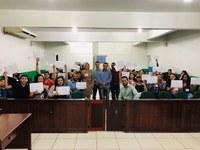 Escola do Legislativo Conclui o Curso de planejamento e organização de eventos no poder público com Sucesso.
