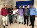 Câmara Municipal acompanha assinatura do contrato que beneficiará a educação Municipal