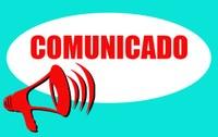 Comunicado Câmara Municipal de Buritis