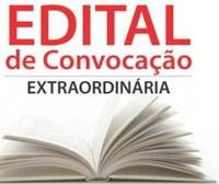 EDITAL DE CONVOCAÇÃO DE SESSÃO EXTRAORDINÁRIA Nº 002/2021