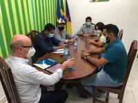 Vereador é eleito  vice-líder da frente parlamentar evangélica de Buritis.