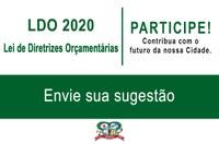 Projeto de Lei Nº 055-2019 - LDO 2020