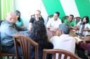 Vereador Professor Marcelo se reúne com equipe do INPREB