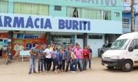 Programa Tudo Aqui Itinerante realiza mais de 750 atendimentos em Buritis