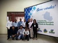 Vereadores de Buritis participam do 1º Encontro dos Legisladores de Estado de Rondônia