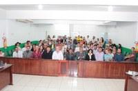 Câmara de Vereadores acolhe APAE de Buritis